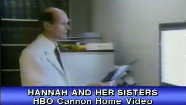 Hannah Ve Kız Kardeşleri Fragman