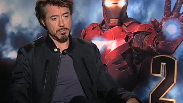 Iron Man Röportaj 4