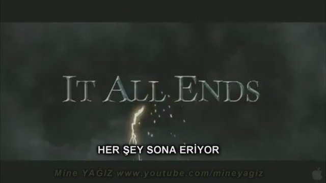 Harry Potter'ın Setinde duygusal anlar son çekim günü - Altyazılı