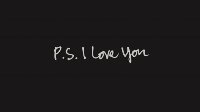 Not: Seni Seviyorum Fragman
