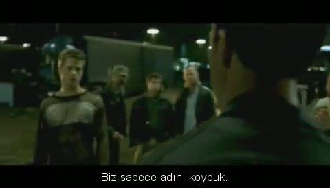 Dövüş Kulübü (Fight Club) 1999