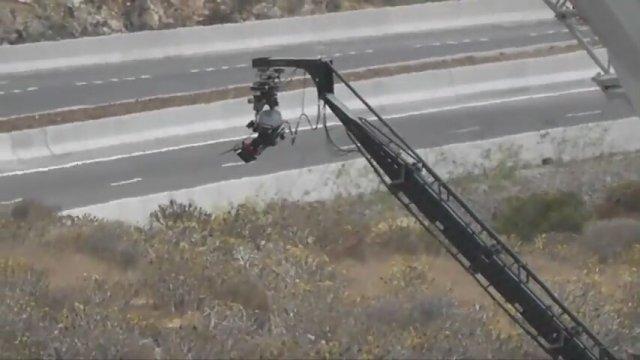 Hızlı Ve Öfkeli 6 Köprü Sahnesi Kamera Arkası