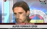Alper Potuk'un Fenerbahe formasyla ilk Rportaj!