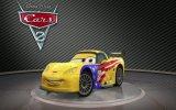 Arabalar 2 - Jeff Corvette Kısa Klip